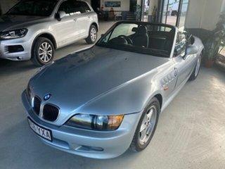 1998 BMW Z3 Silver 5 Speed Manual Roadster.