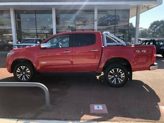 2020 Holden Colorado RG MY20 LTZ Pickup Crew Cab Absolute Red 6 Speed Sports Automatic Utility