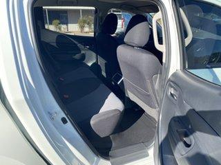 2019 Mitsubishi Triton MR MY20 GLX Plus (4x4) White 6 Speed Automatic Double Cab Pickup