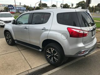 2019 Isuzu MU-X MY19 LS-U Rev-Tronic 4x2 Titanium Silver 6 Speed Sports Automatic Wagon