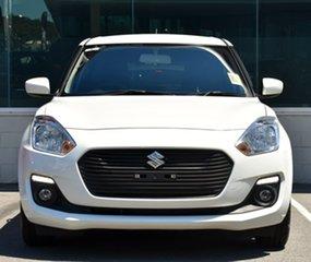 2020 Suzuki Swift AZ GL Navigator White Constant Variable.