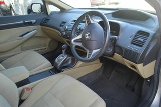 2006 Honda Civic 8th Gen MY07 Hybrid Gold 1 Speed Constant Variable Sedan Hybrid