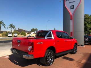2020 Holden Colorado RG MY20 LTZ Pickup Crew Cab Absolute Red 6 Speed Sports Automatic Utility.