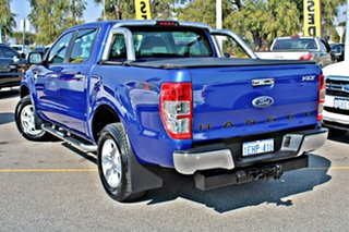 2013 Ford Ranger PX XLT Double Cab Blue 6 Speed Sports Automatic Utility
