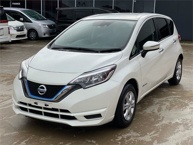 Used Nissan Note Silverwater, 2017 Nissan Note White Hatchback