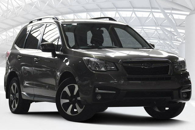 Used Subaru Forester MY18 2.5I-L, 2018 Subaru Forester MY18 2.5I-L Burnished Bronze Continuous Variable Wagon