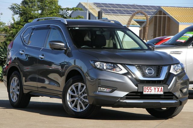 Used Nissan X-Trail T32 Series II ST-L X-tronic 2WD, 2019 Nissan X-Trail T32 Series II ST-L X-tronic 2WD Gun Metallic 7 Speed Constant Variable Wagon