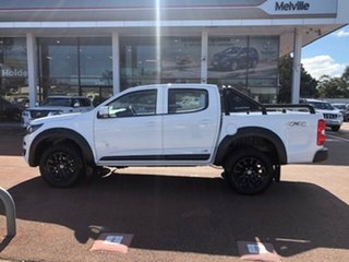 2020 Holden Colorado RG MY20 LS-X Pickup Crew Cab Summit White 6 Speed Sports Automatic Utility