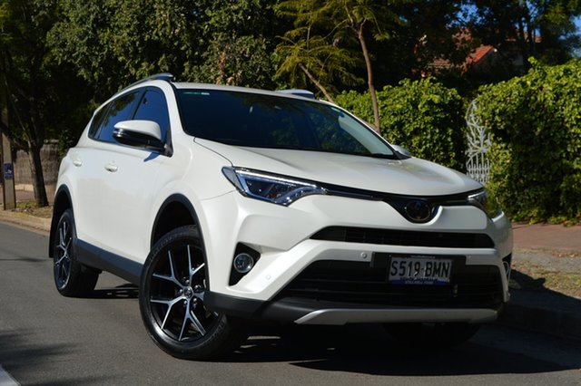 Used Toyota RAV4 ZSA42R GXL 2WD, 2016 Toyota RAV4 ZSA42R GXL 2WD White 7 Speed Constant Variable Wagon