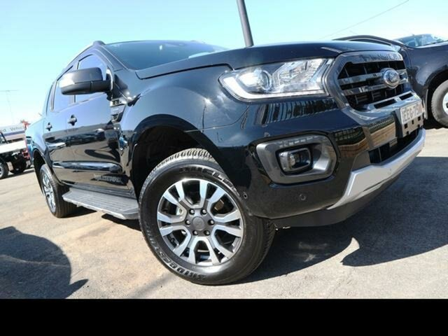 Used Ford Ranger  , Ford  2019.00 DOUBLE PU WILDTRAK . 2.0L BIT 10 A 4X4