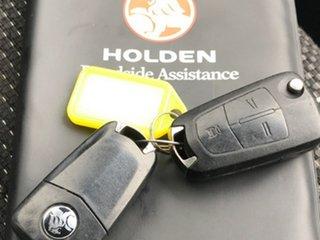 2012 Holden Captiva CG Series II MY12 7 SX Silver 6 Speed Sports Automatic SUV
