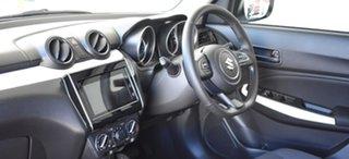 2020 Suzuki Swift AZ GL Navigator White Constant Variable