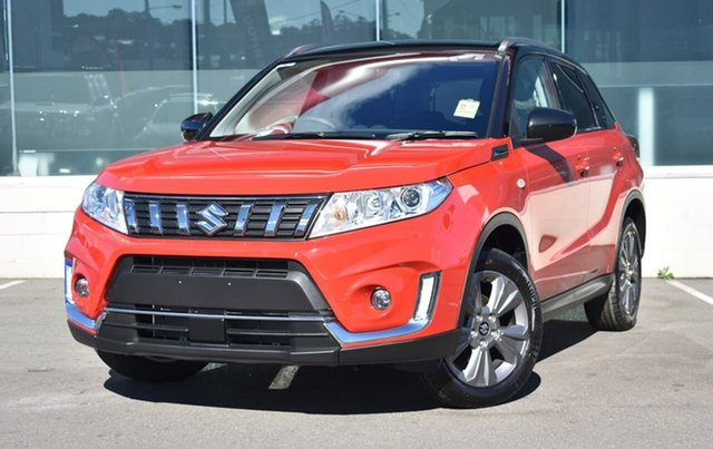 New Suzuki Vitara LY Series II 2WD, 2020 Suzuki Vitara LY Series II 2WD Red 6 Speed Sports Automatic Wagon