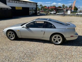 1989 Nissan 300ZX Targa Silver 4 Speed Automatic Coupe