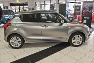 2020 Suzuki Swift AZ GL Navigator Silver 1 Speed Constant Variable Hatchback