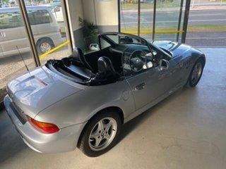 1998 BMW Z3 Silver 5 Speed Manual Roadster