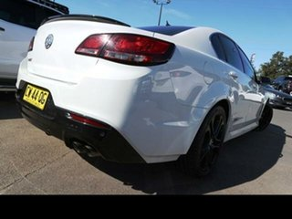 2015 Holden Commodore VF II SS-V Redline White 6 Speed Manual Sedan