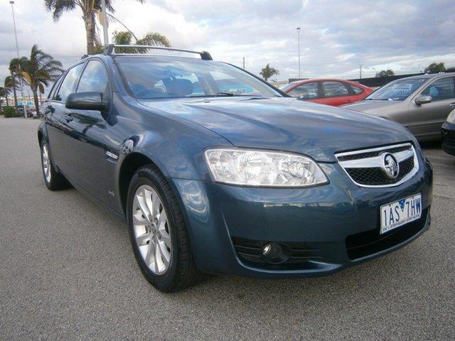 Used Holden Berlina VE MY10 Sportwagon, 2010 Holden Berlina VE MY10 Sportwagon Blue 6 Speed Sports Automatic Wagon