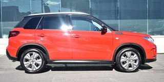 2020 Suzuki Vitara LY Series II 2WD Red 6 Speed Sports Automatic Wagon