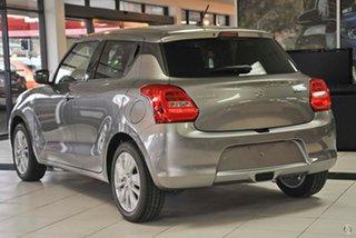 2020 Suzuki Swift AZ GL Navigator Silver 1 Speed Constant Variable Hatchback.
