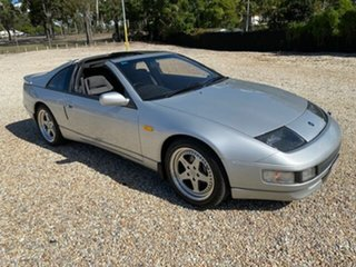 1989 Nissan 300ZX Targa Silver 4 Speed Automatic Coupe.