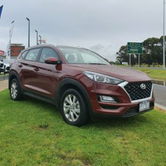 2019 Hyundai Tucson TL4 MY20 Active 2WD Gemstone Red 6 Speed Automatic Wagon