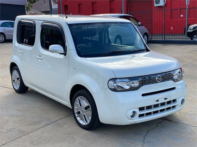 Used Nissan Cube  , 2015 Nissan Cube White