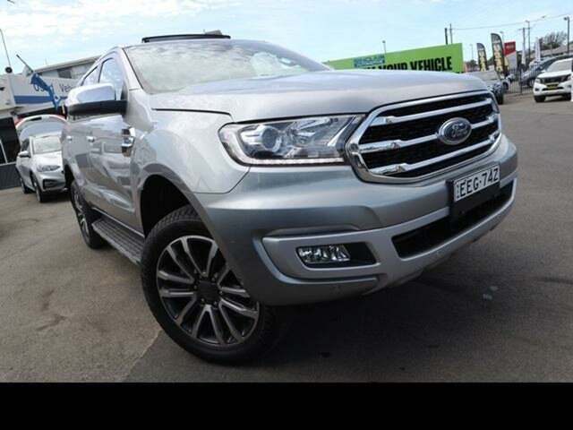 Used Ford Everest  , Ford  2019.00 SUV TITANIUM . 2L BIT 10SPD 4WD