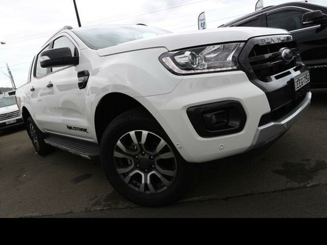 Used Ford Ranger  , Ford  2019.00 DOUBLE PU WILDTRAK . 3.2L TDCI 6S A 4X4