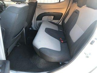 2012 Mitsubishi Triton MN MY12 GLX White 4 Speed Automatic Double Cab Utility