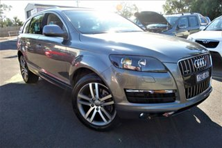 2011 Audi Q7 MY12 TDI Tiptronic Quattro Grey 8 Speed Sports Automatic Wagon.