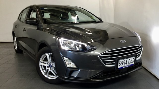 Demo Ford Focus SA 2019.75MY Trend, 2019 Ford Focus SA 2019.75MY Trend Magnetic 8 Speed Auto Hatchback