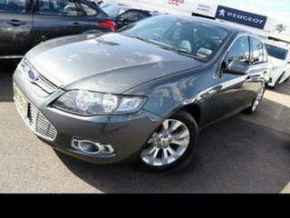 Ford G6 MK II Sedan 4.0L DEDICATED LPG I6 6 Speed Floor Auto.
