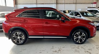 2018 Mitsubishi Eclipse Cross YA MY19 LS 2WD Red 8 Speed Constant Variable Wagon