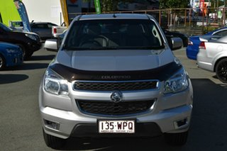 2016 Holden Colorado RG MY16 LS-X (4x4) Silver 6 Speed Automatic Crew Cab Pickup.