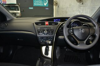 2012 Honda Civic FK VTi-S Black 5 Speed Automatic Hatchback.