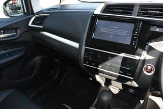 2020 Honda Jazz GF MY21 VTi-L Platinum White 1 Speed Constant Variable Hatchback