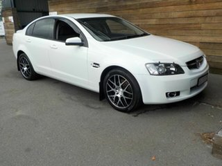 2008 Holden Commodore VE MY09 60th Anniversary White 4 Speed Automatic Sedan.