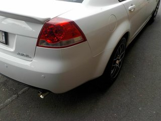 2008 Holden Commodore VE MY09 60th Anniversary White 4 Speed Automatic Sedan