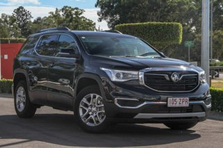 2019 Holden Acadia AC MY19 LT 2WD Mineral Black 9 Speed Sports Automatic Wagon.