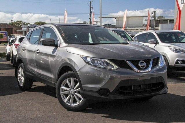 Used Nissan Qashqai J11 ST, 2016 Nissan Qashqai J11 ST Gun Metallic 1 Speed Constant Variable Wagon