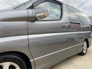 2005 Nissan Elgrand E51 Highway Star Grey Wagon