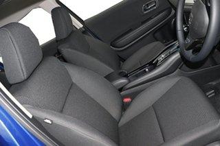 2020 Honda HR-V MY21 VTi-S Blue 1 Speed Constant Variable Hatchback