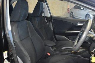 2012 Honda Civic FK VTi-S Black 5 Speed Automatic Hatchback