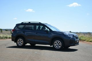 2019 Subaru Forester MY19 2.5I-L (AWD) Dark Grey Continuous Variable Wagon