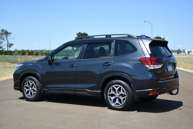Demo Subaru Forester MY19 2.5I-L (AWD), 2019 Subaru Forester MY19 2.5I-L (AWD) Dark Grey Continuous Variable Wagon