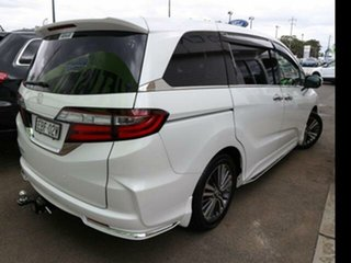 2018 Honda Odyssey RC MY18 VTi-L White Continuous Variable Wagon