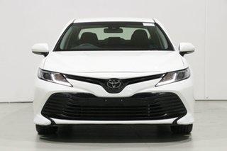 2018 Toyota Camry ASV70R Ascent Crystal Pearl 6 Speed Automatic Sedan.