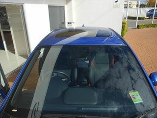 2018 Subaru WRX MY19 STI (AWD) Blue 6 Speed Manual Sedan.