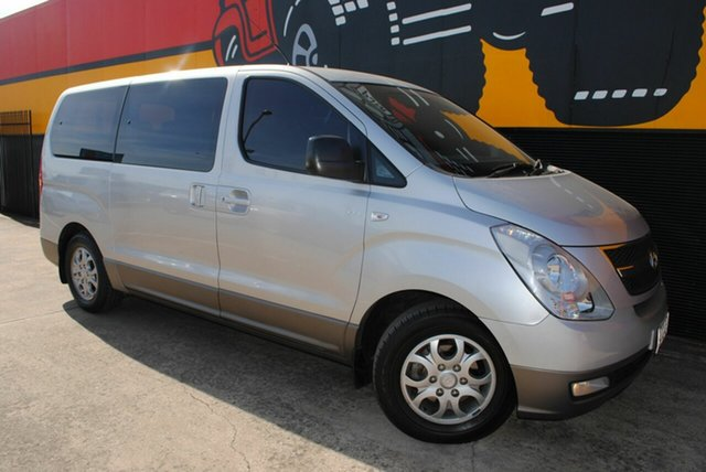Used Hyundai iMAX TQ-W Selectronic, 2008 Hyundai iMAX TQ-W Selectronic Highlight Silver 5 Speed Sports Automatic Wagon